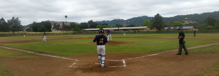 Catcher's view caca